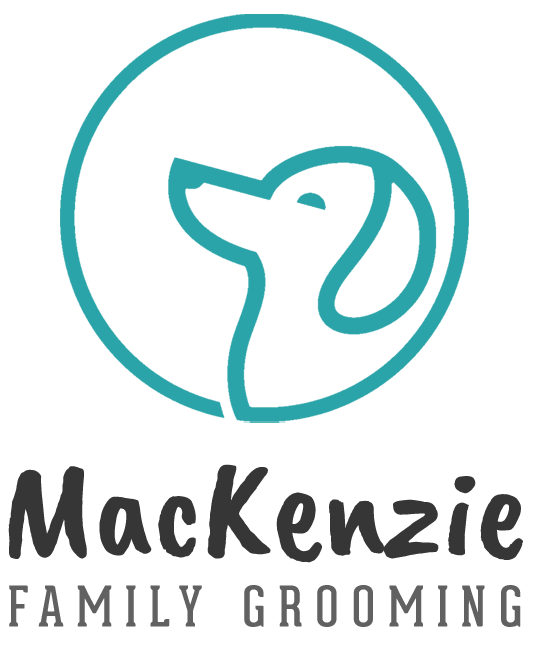 Mackenzie Family Grooming Logo
